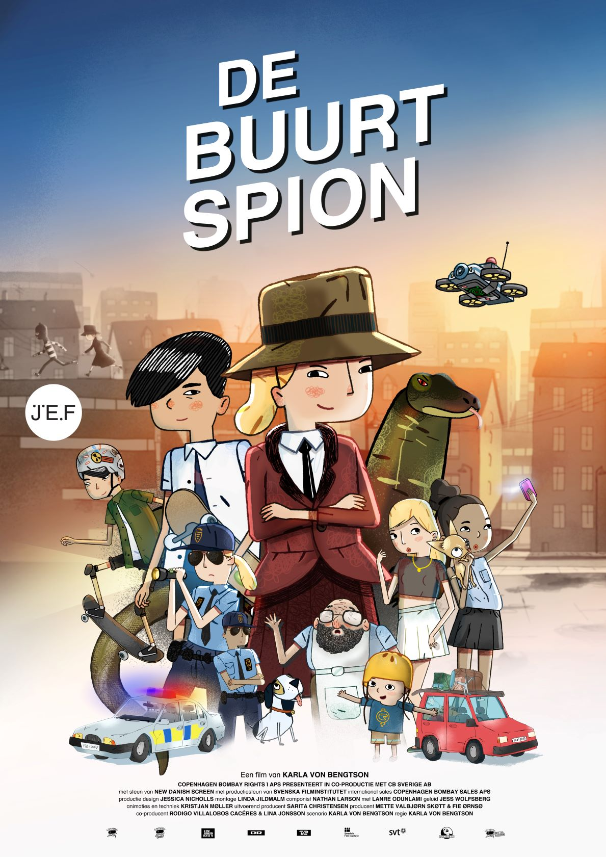 <span>Cinekid on Tour: De Buurtspion</span>