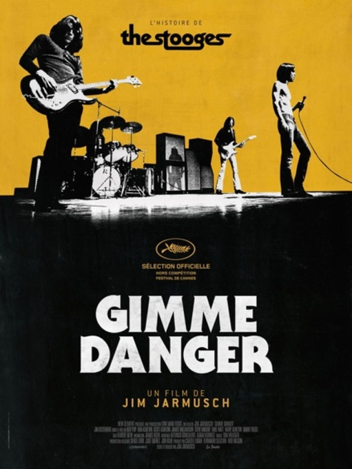 <span>Gimme Danger: The Stooges</span>