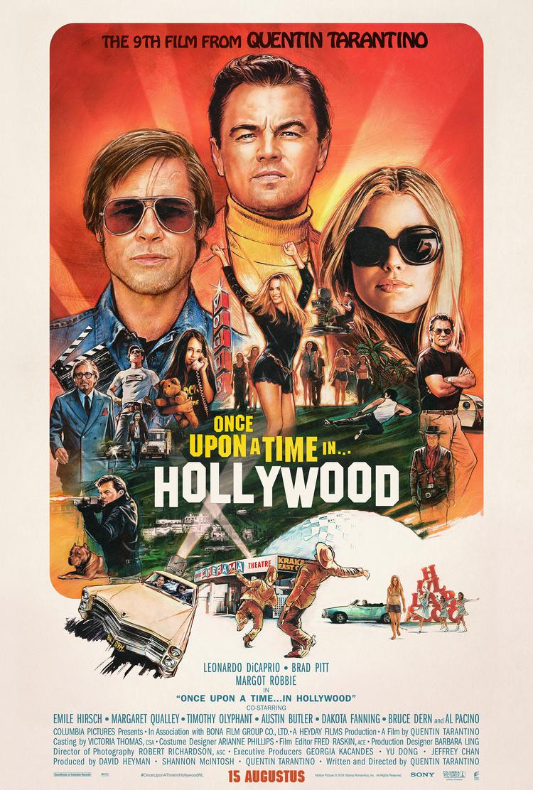<span>Once Upon a Time.... in Hollywood</span>