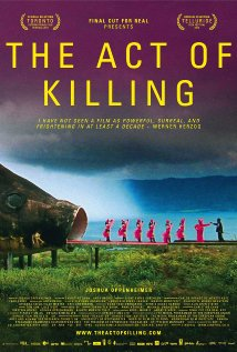 <span>The Act of Killing</span>
