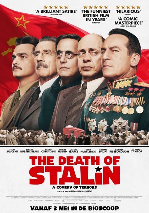 <span>The Death of Stalin</span>