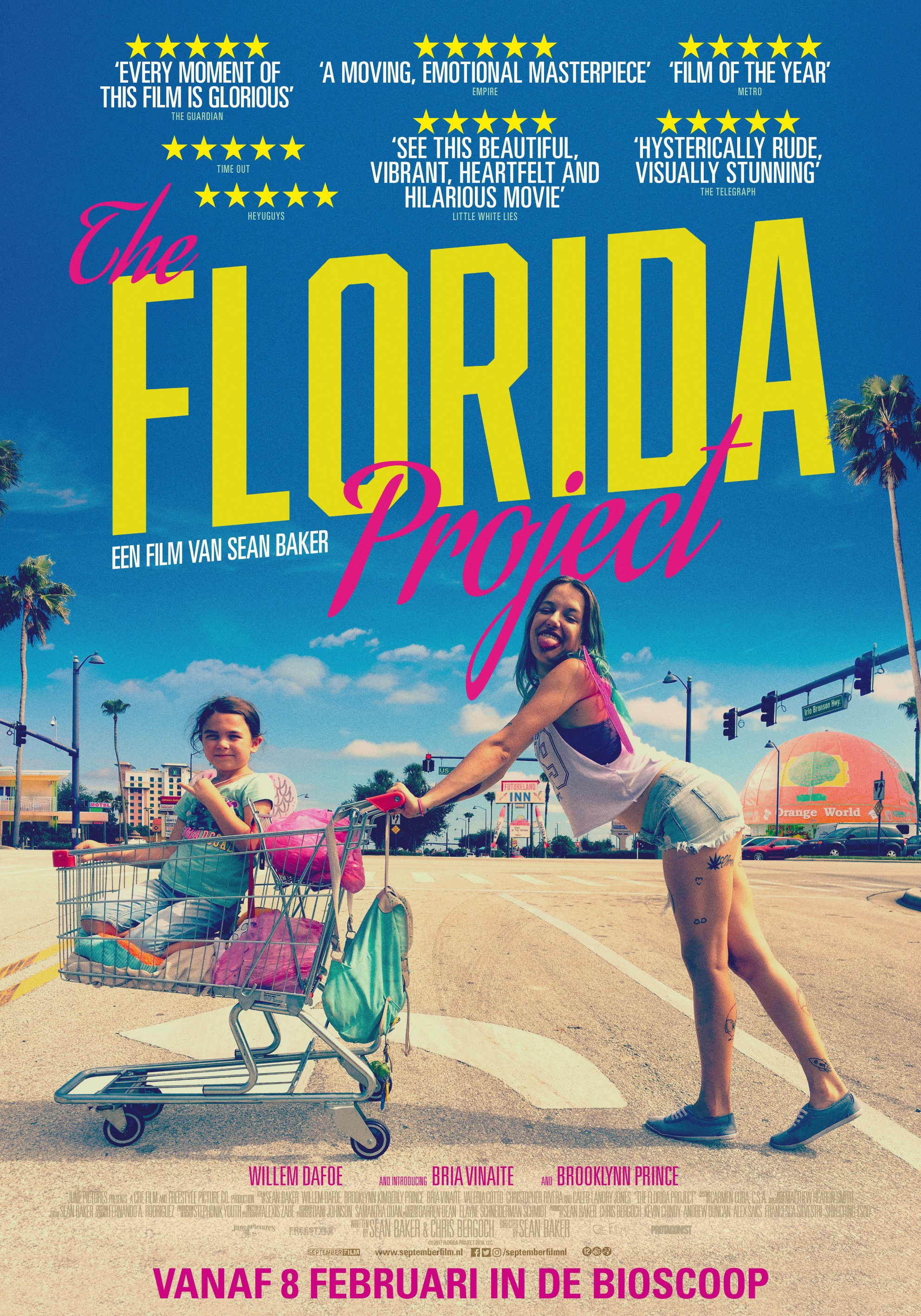 <span>The Florida Project</span>