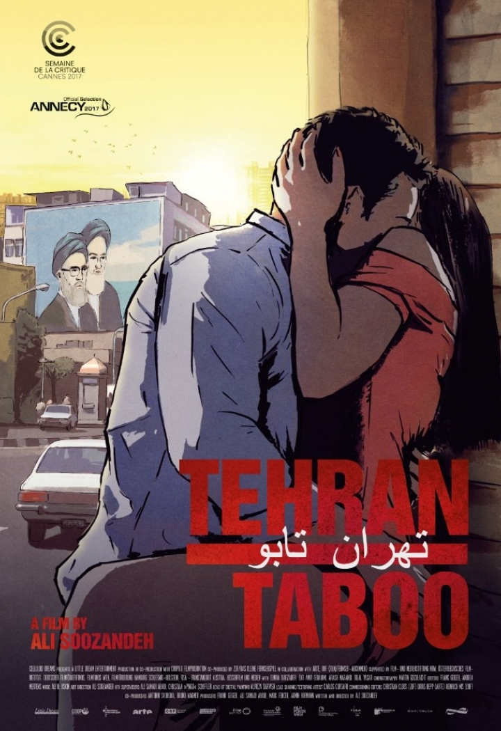 Movies that matter on tour: Tehran Taboo