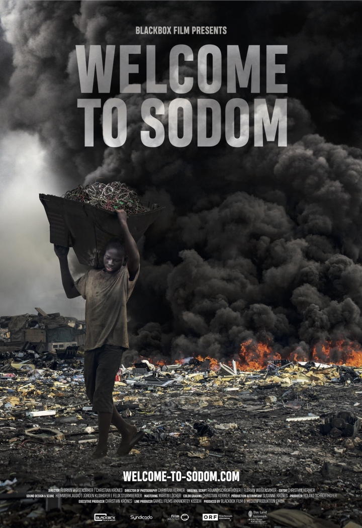 Welcome to Sodom, movies that matter on tour in Cinema Middelburg
